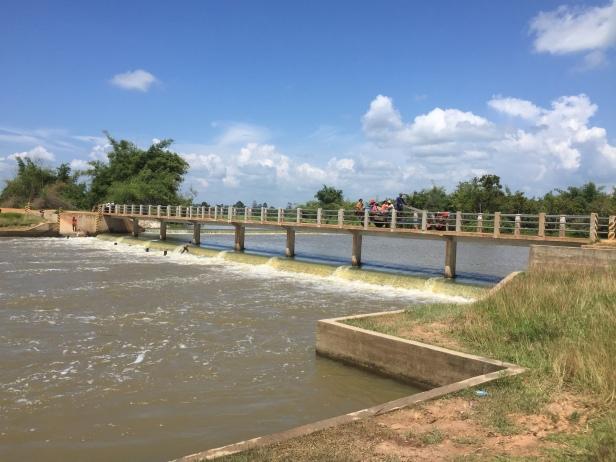 Irrigation #FAO@Siem Reap (2)