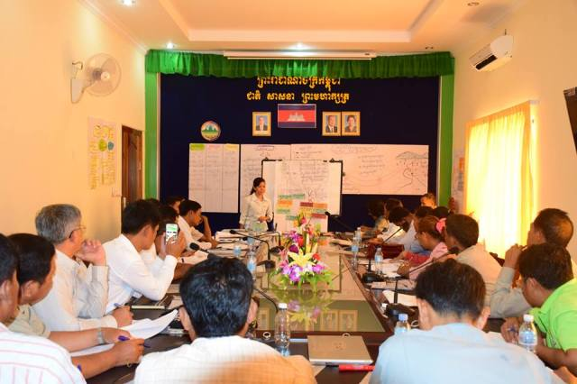 Co-Trainer: Ms. Long Sophary